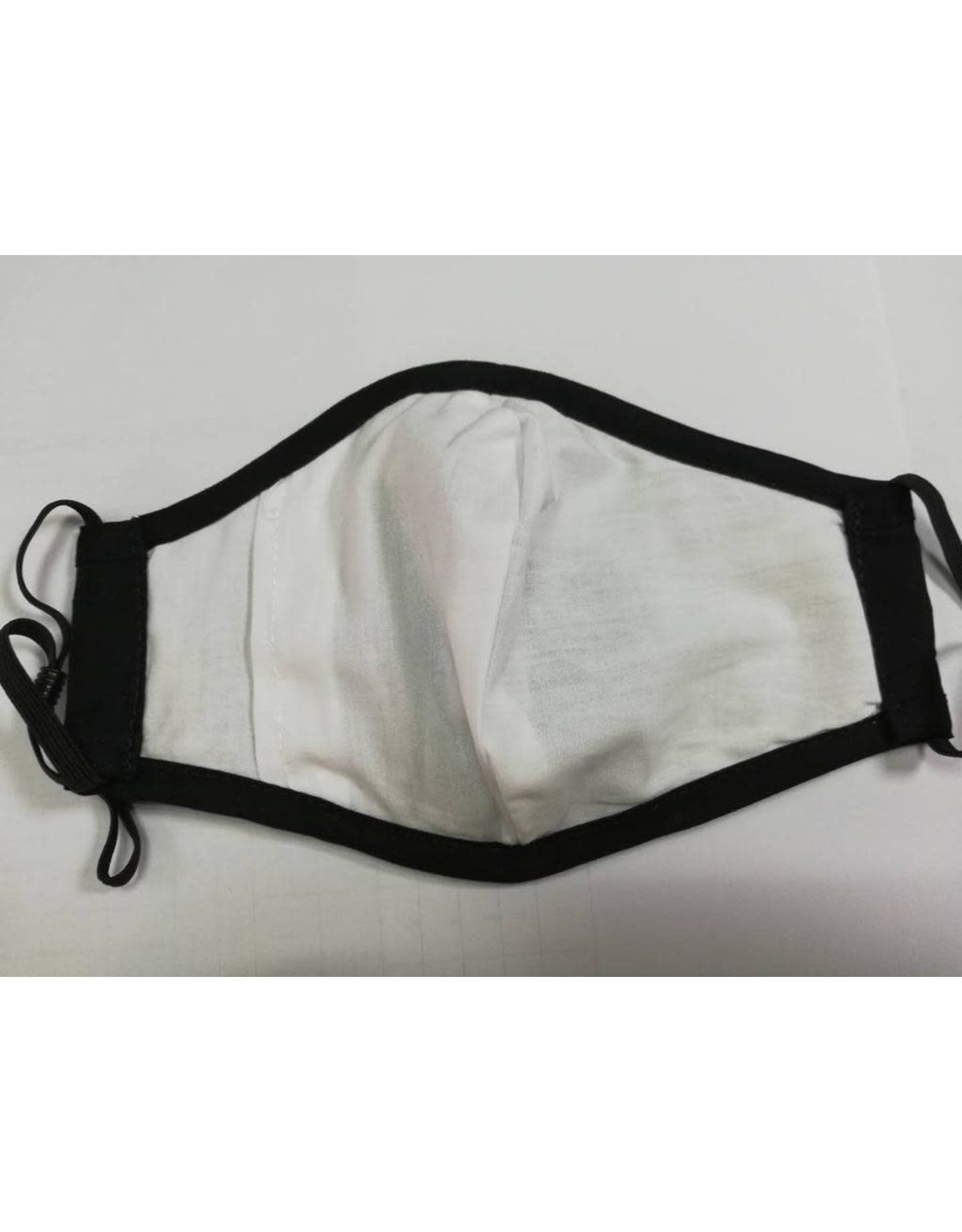 Headspace Cotton Face Mask wtih Optional Replacable Charcoal PM2.5 Filter-The Messenger