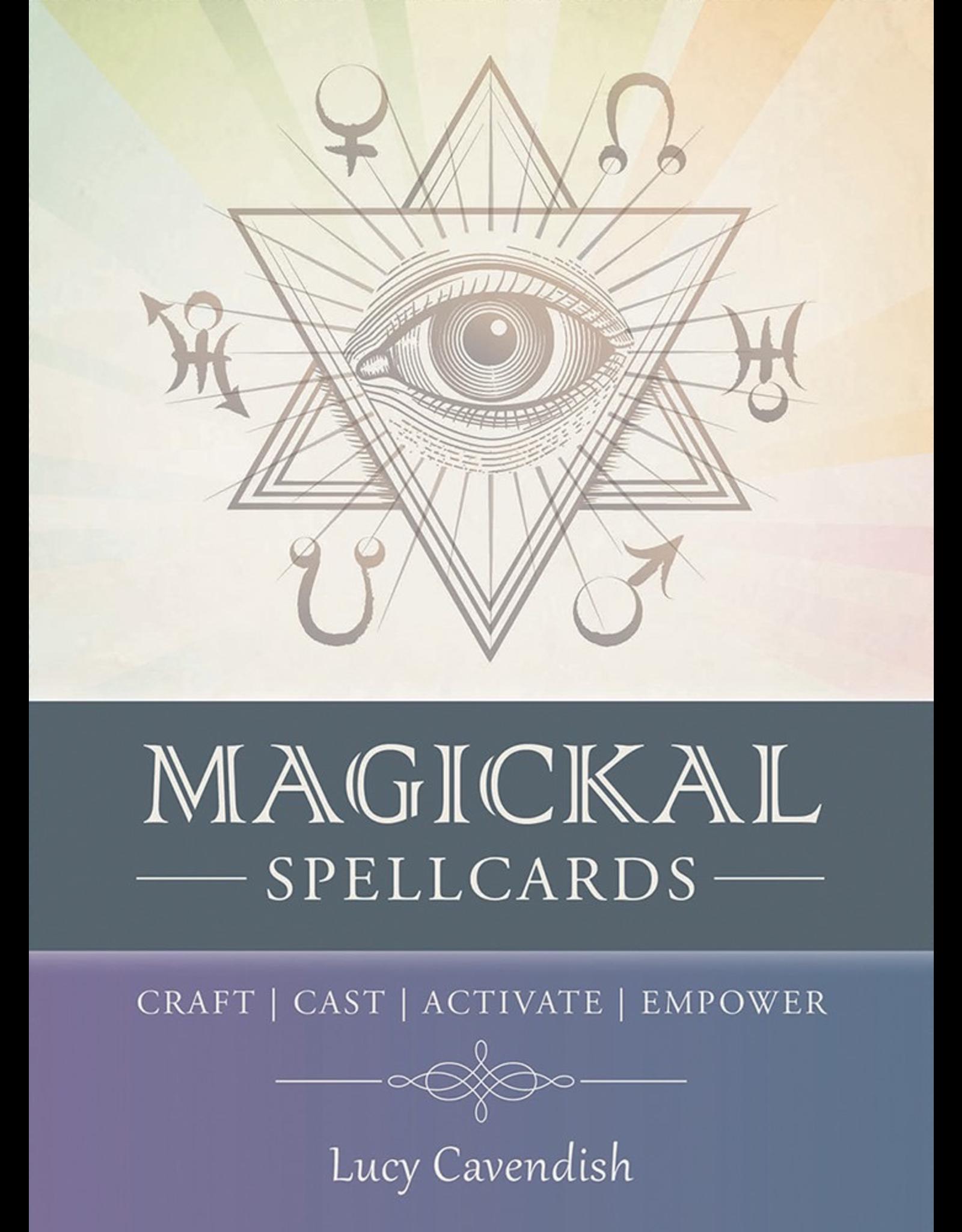 US Games Magickal Spellcards