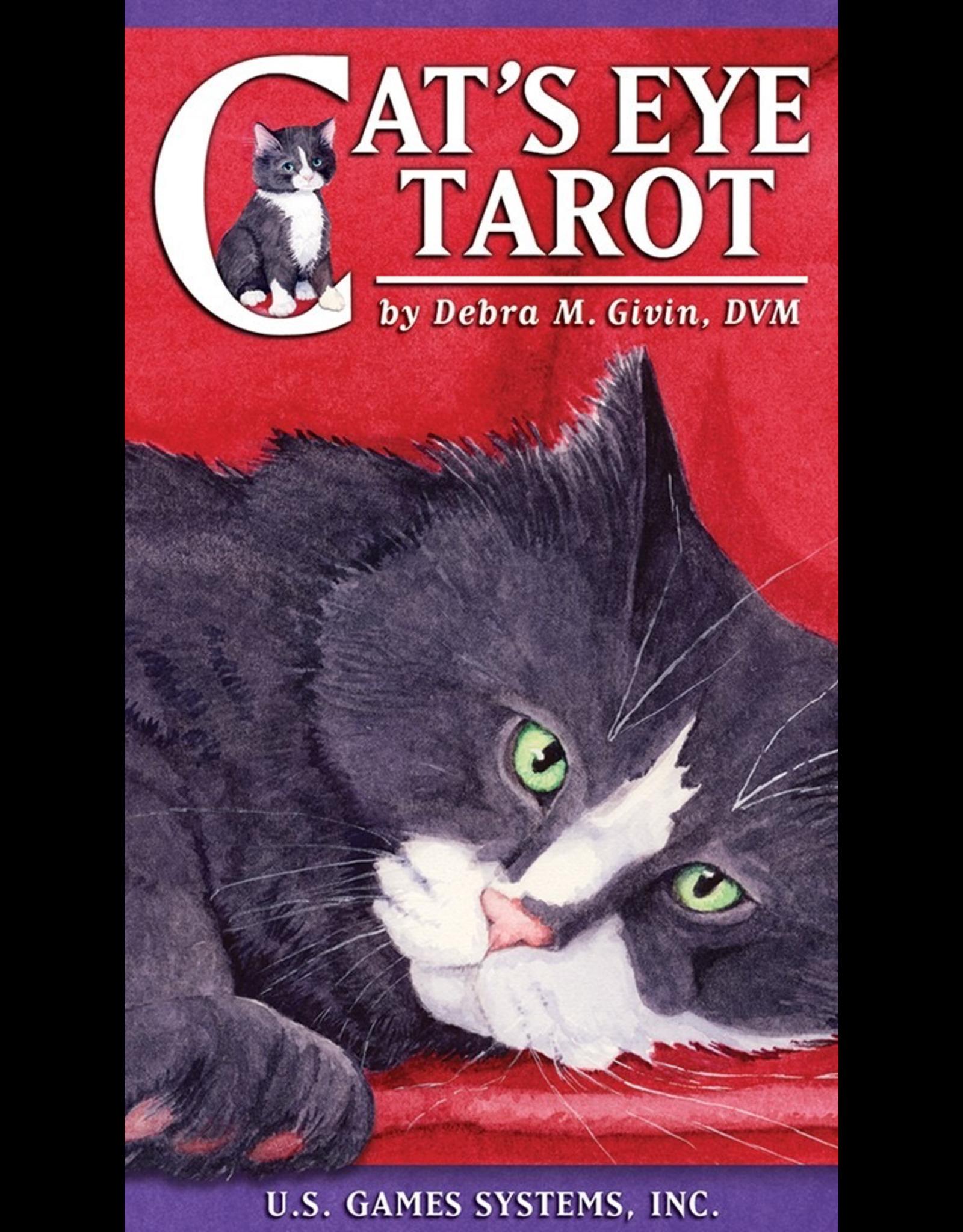 US Games Cat's Eye Tarot