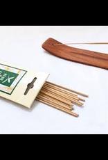 Benjamin Intl. Bergamot Herb & Earth Incense