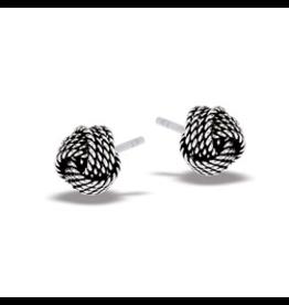 Welman S/S Knot Post Earring