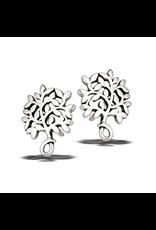 Welman S/S Tree of Life Post Earring