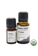 Pompeii Organic Myrrh Essential Oil 5ml