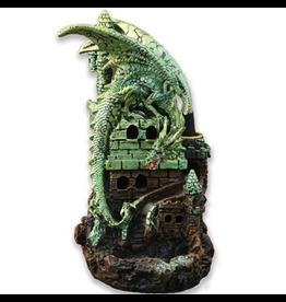 Wildberry Green Dragon Backflow Incense Burner