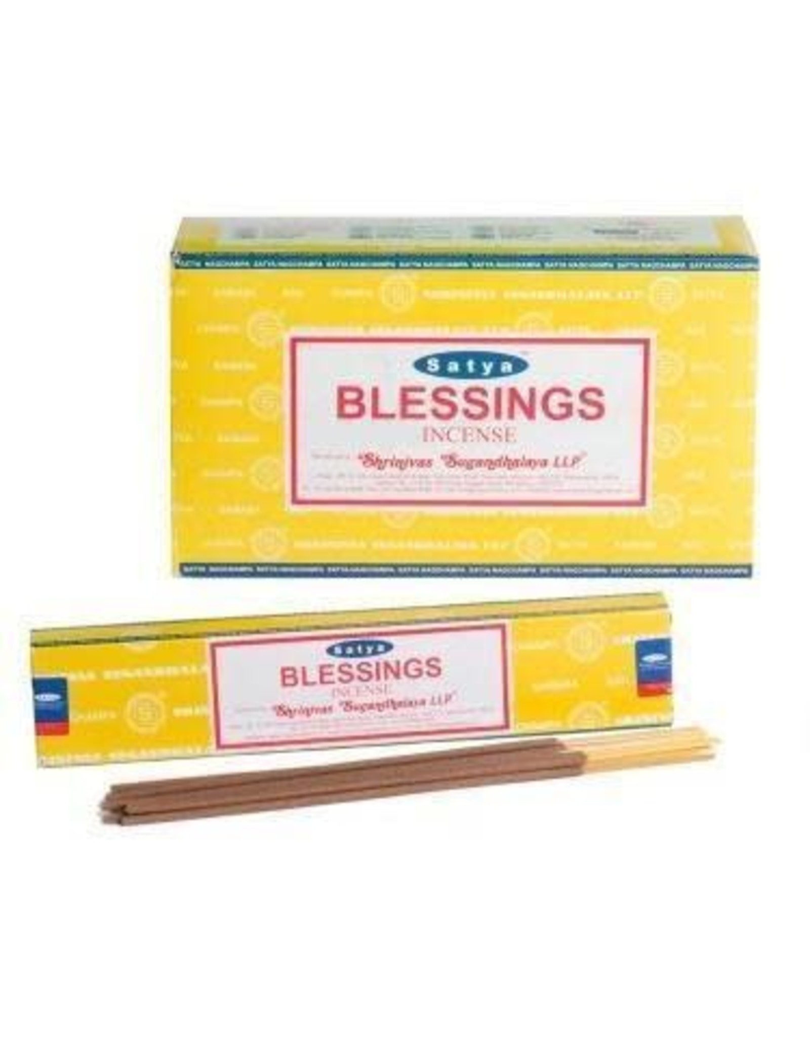 Benjamin Intl. 15 Gram Blessings