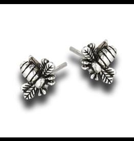 Welman S/S Bumble Bee Stud Earring