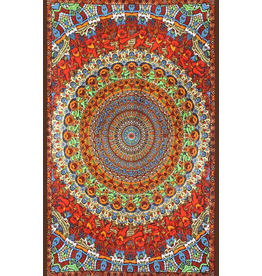 Sunshine Joy Grateful Dead Bear Vibrations Tapestry