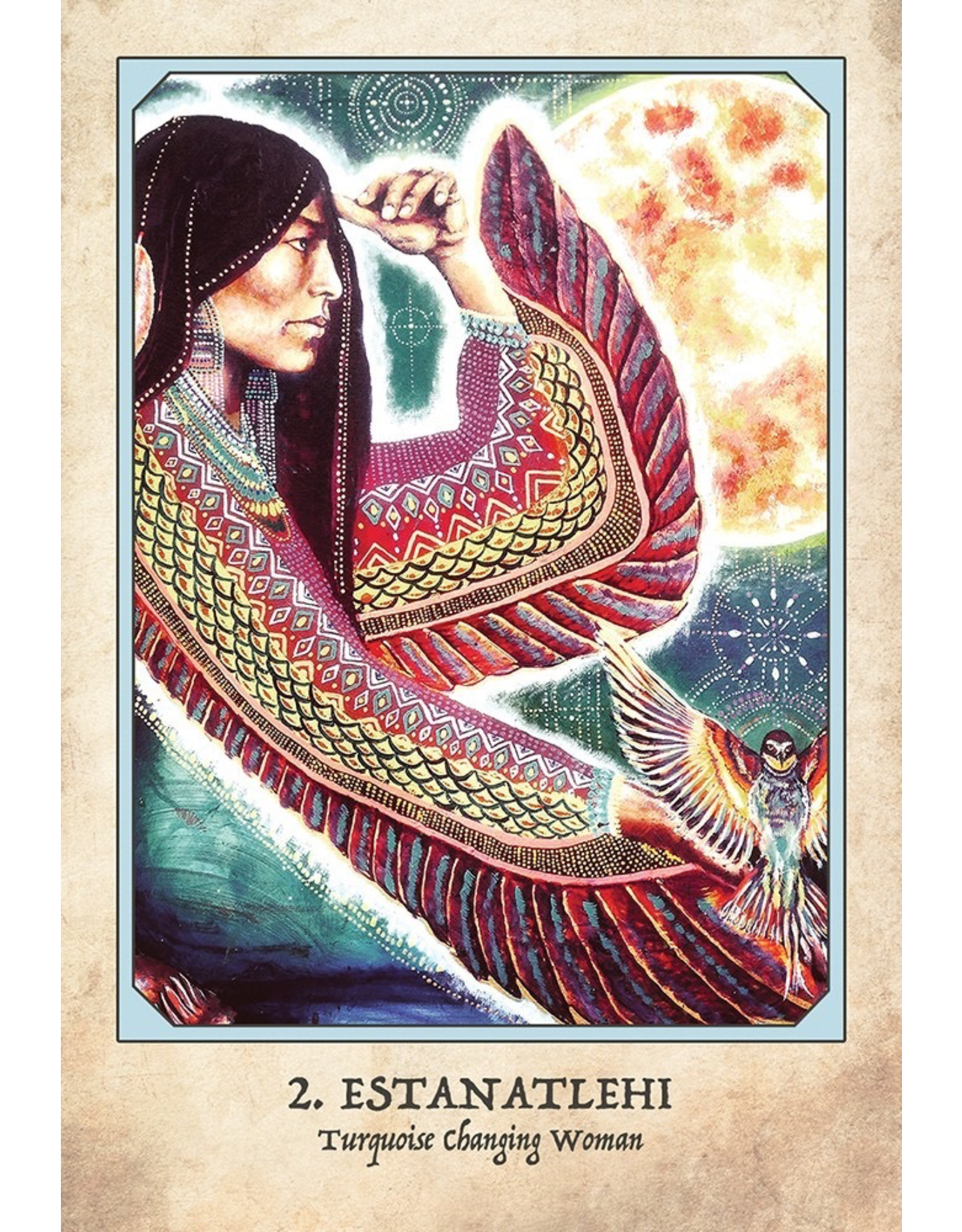 US Games Earth Warriors Oracle