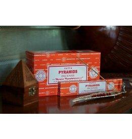 Benjamin Intl. 15 Gram Pyramids Incense