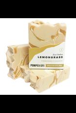 Pompeii Lemongrass Soap 4 oz.