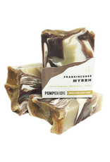 Pompeii Frankincense Myrrh Soap 4 oz.