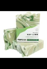 Pompeii Key lime Soap 4 oz.