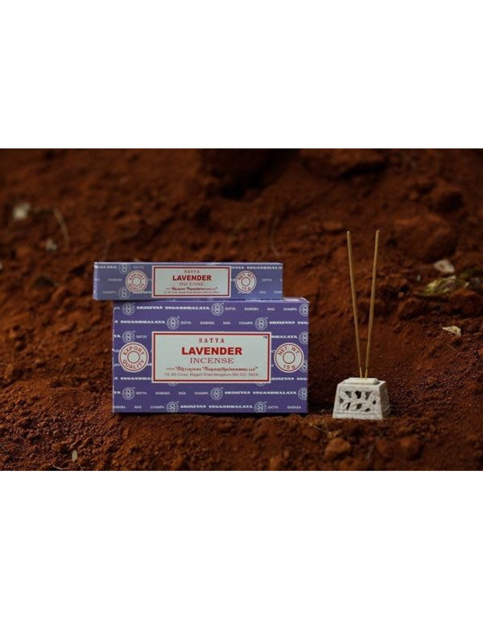 Benjamin Intl. Lavender 15 gram Incense