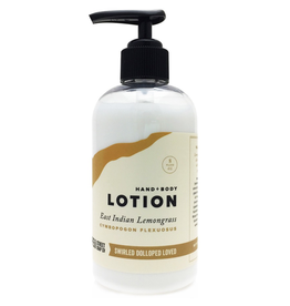 Pompeii Hand + Body Lotion Lemongrass 8 oz.