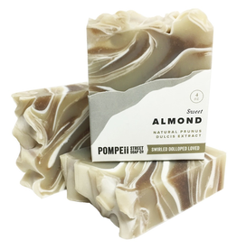 Pompeii Almond Soap 4 oz.
