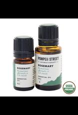Pompeii Organic Rosemary Essential Oil 15ml