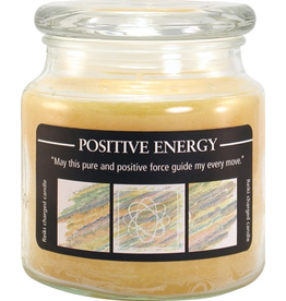 Crystal Journey Jar Candle-Positive Energy
