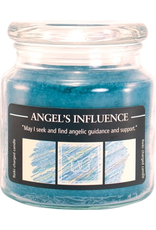 Crystal Journey Jar Candle-Angel's Influence
