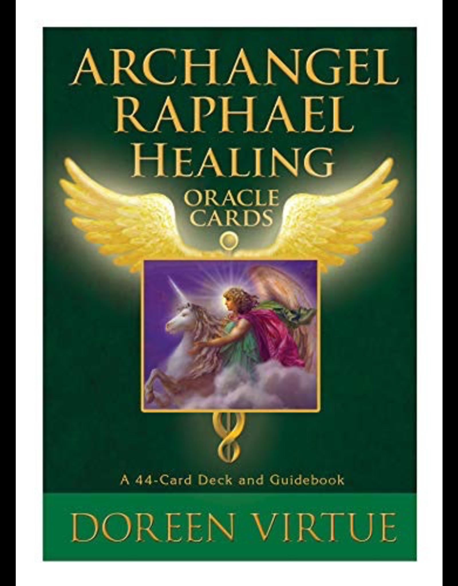 Ingram Archangel Raphel Healing Tarot