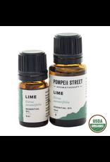 Pompeii Organic Lime Essential Oil 15ml