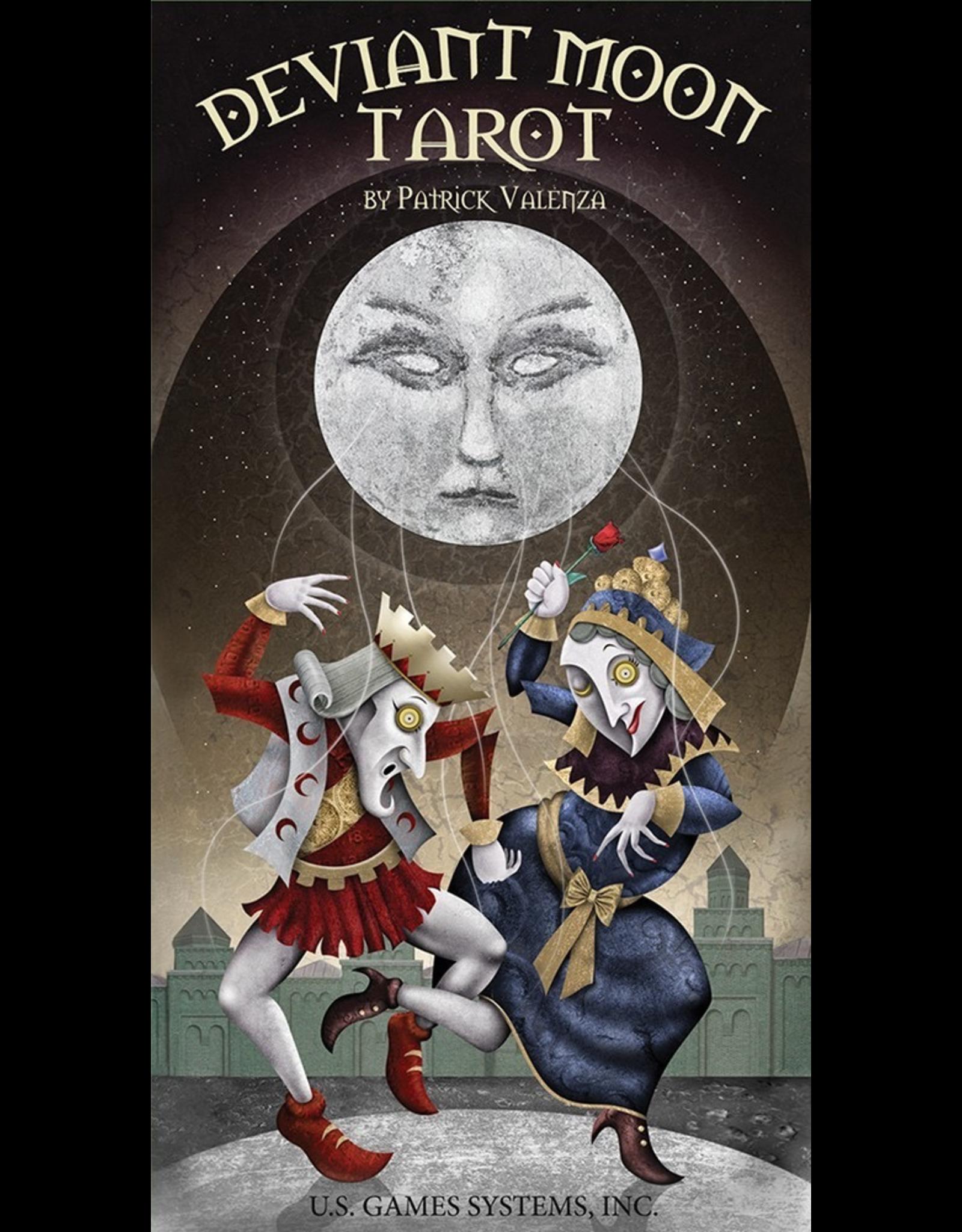 US Games Deviant Moon Tarot Deck