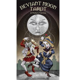 US Games Deviant Moon Tarot Deck