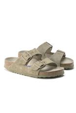 Birkenstock Arizona Sandal Suede Soft Footbed