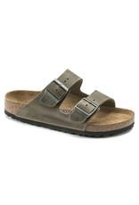 Birkenstock Arizona Sandal Oiled Leather Soft Footbed