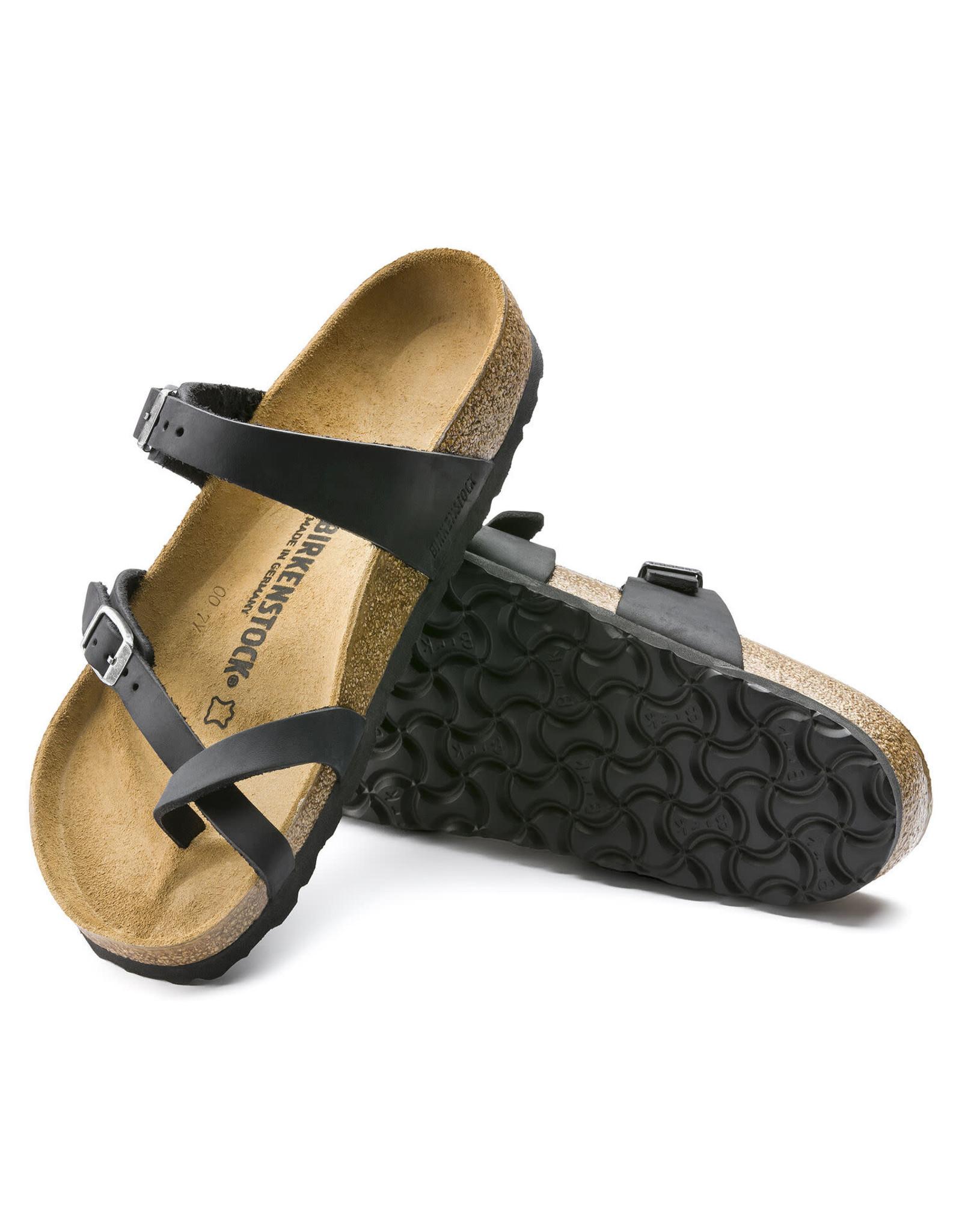 Birkenstock Mayari Leather Sandal