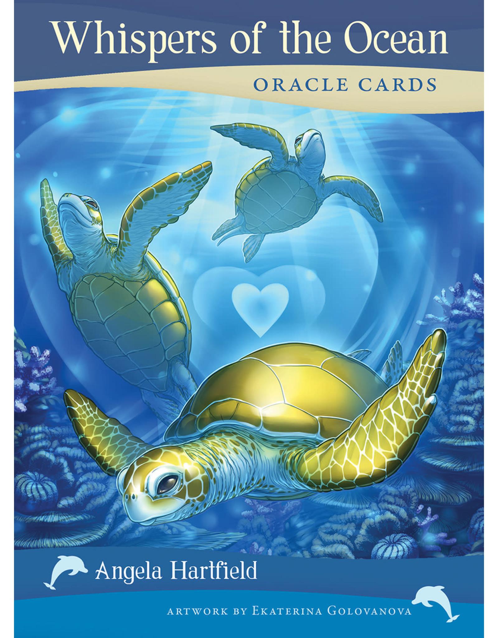 US Games Whispers of the Ocean Oracle