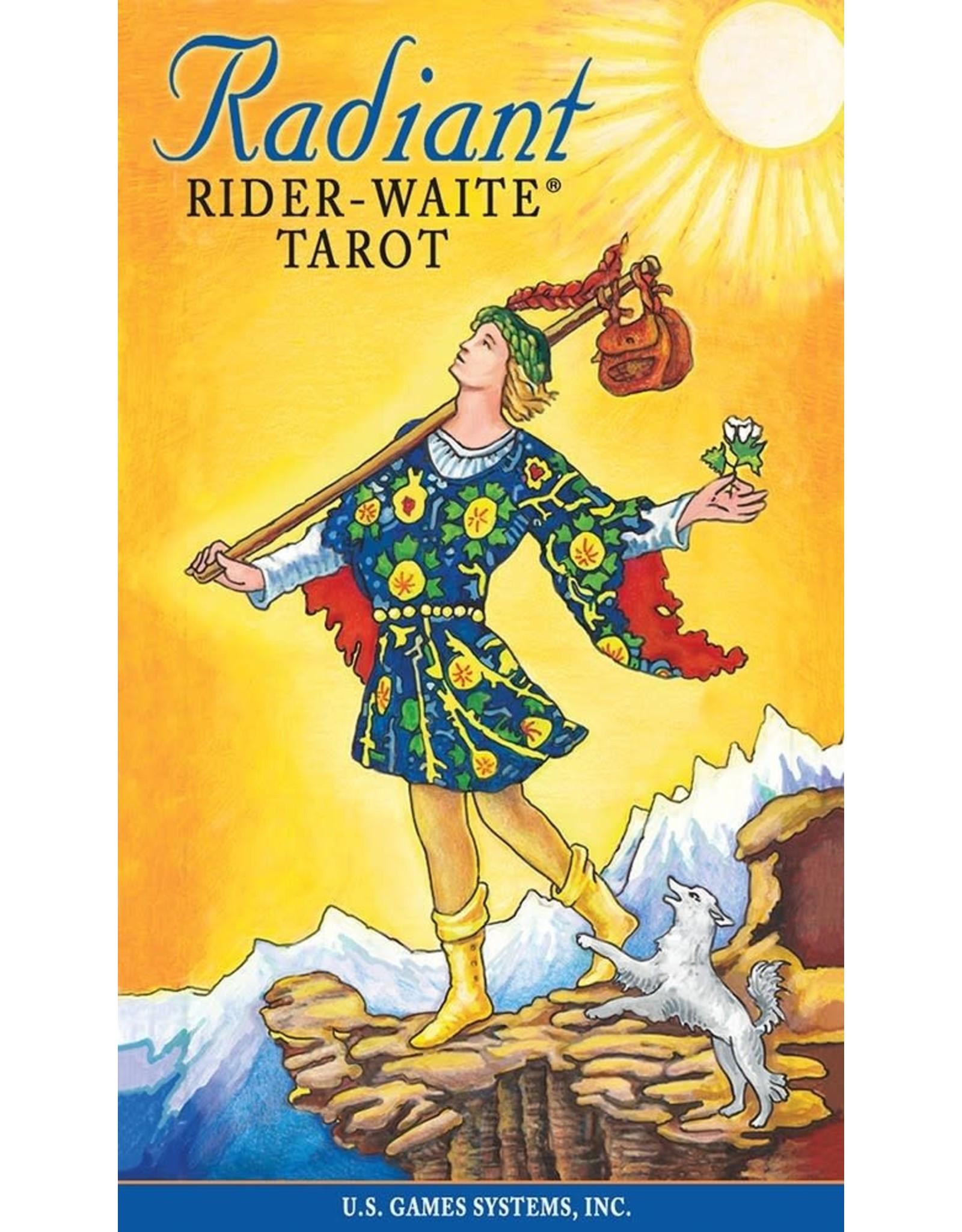 US Games Radiant Rider-Waite Tarot