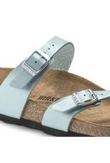 Birkenstock Mayari Sandal Faded Aqua Birko Flor