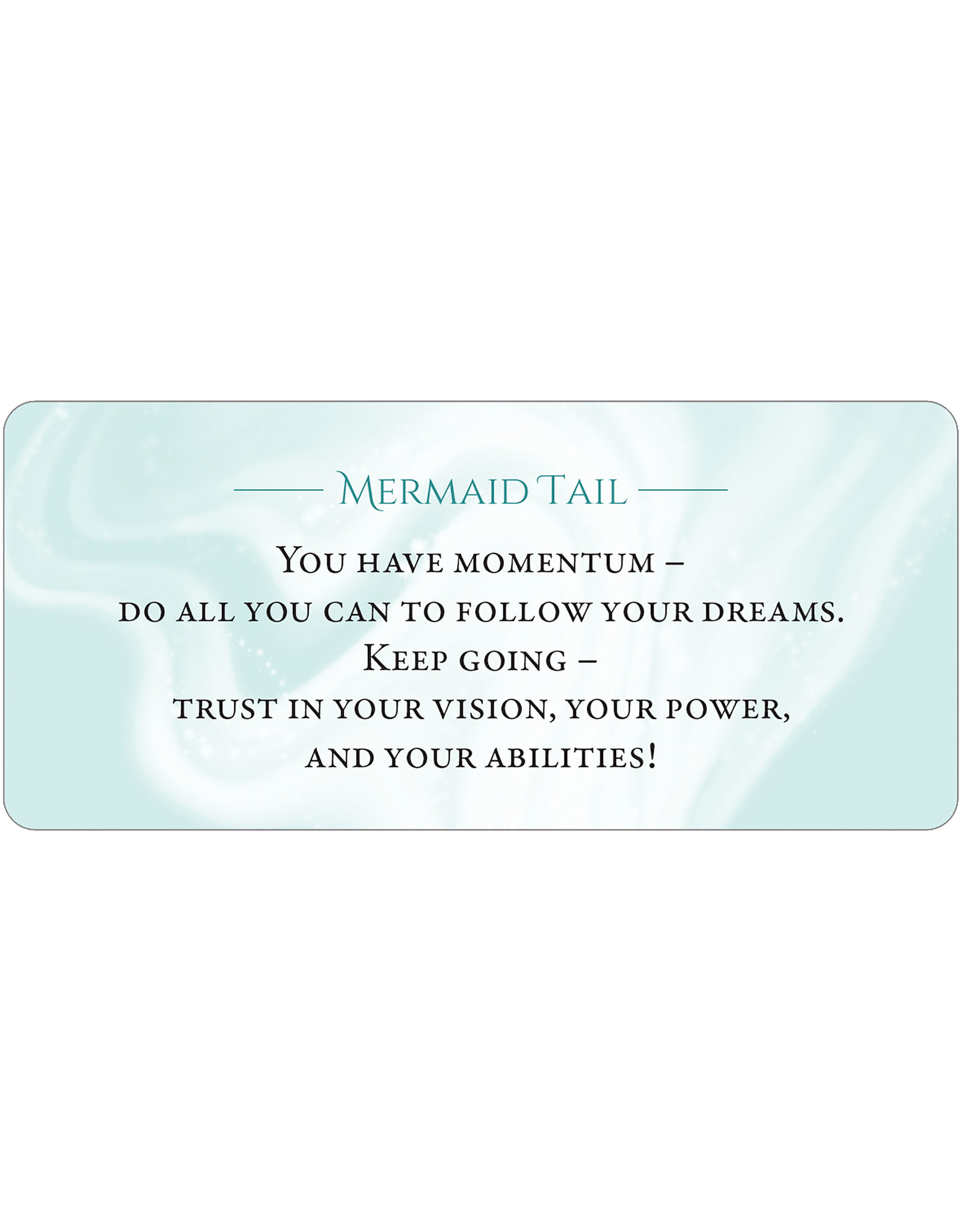 US Games Magickal Messages from the Mermaids