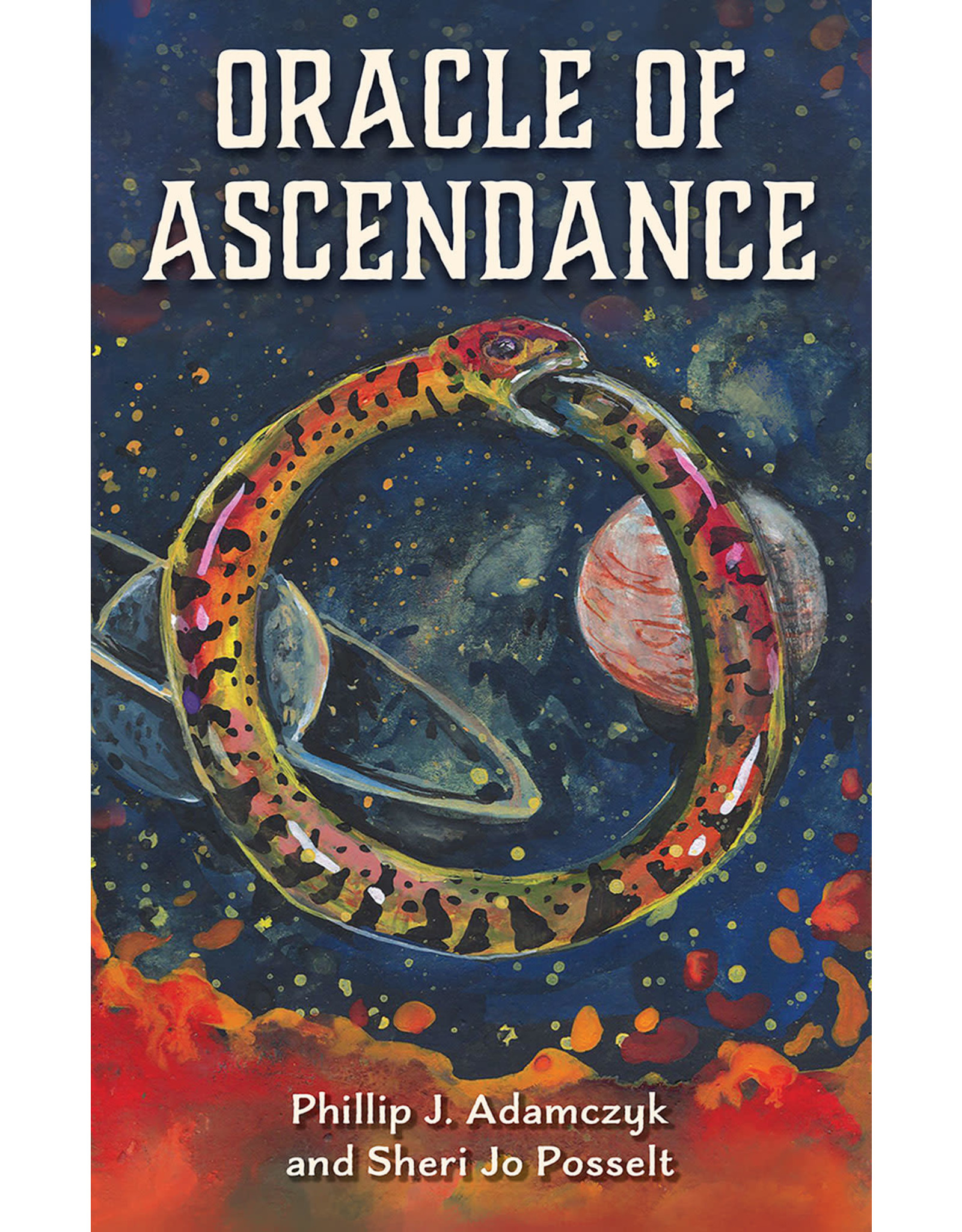 US Games Oracle of Ascendance