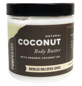 Pompeii Body Butter Coconut  8.5 oz.