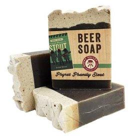 Pompeii Happy Valley Beer Soap 4 oz.