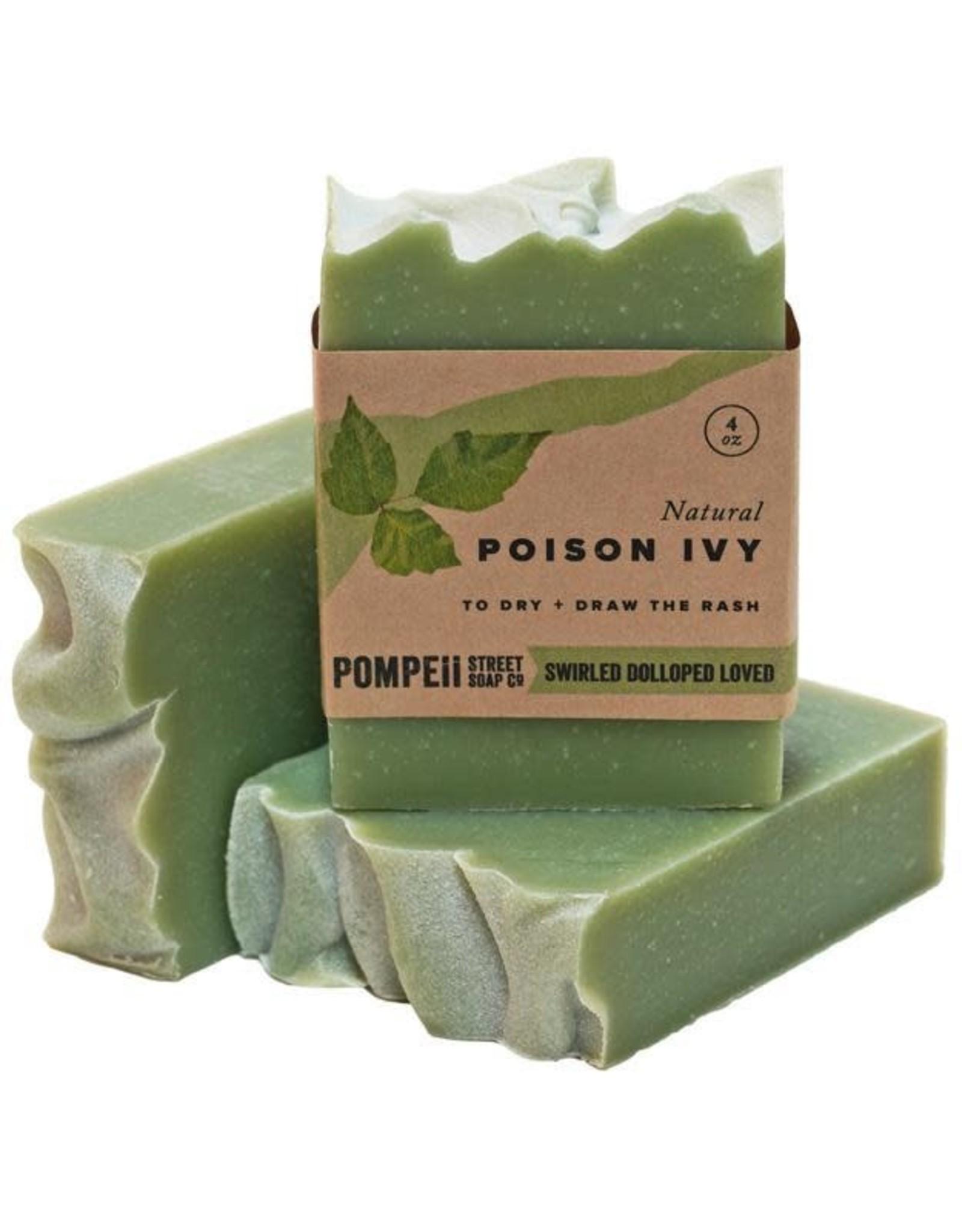 Pompeii Poison Ivy Soap Bar 4 oz.