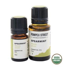 Pompeii Organic Spearmint Essential Oil 15ml
