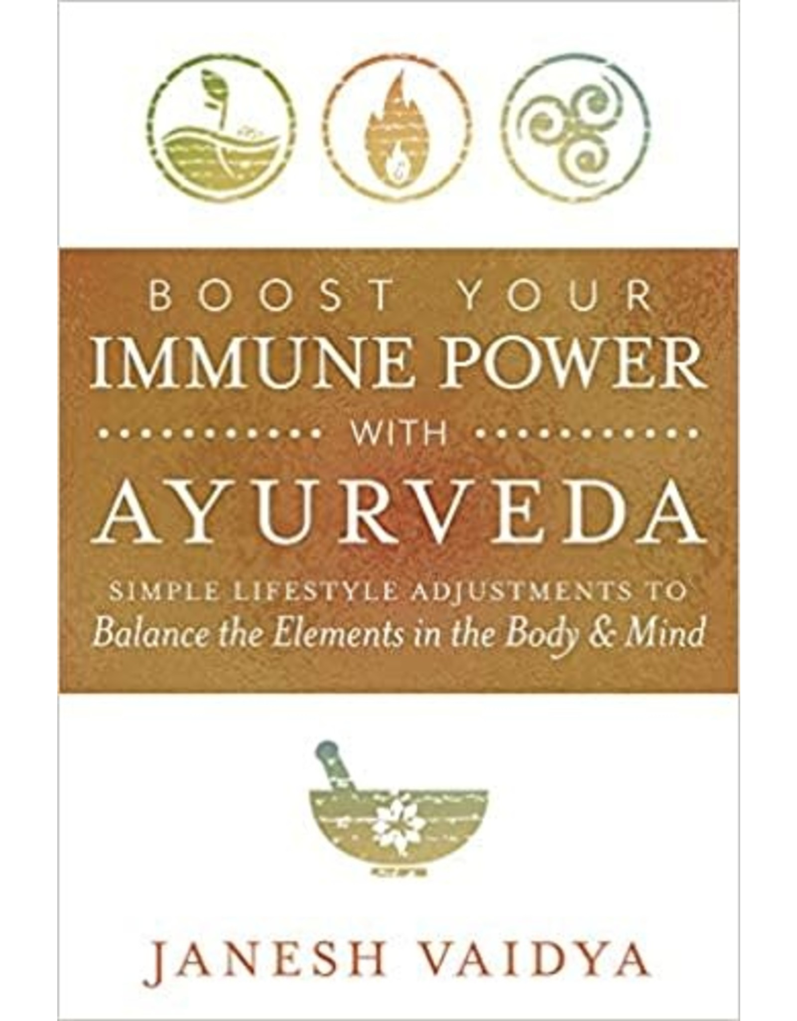 Llewellyn Boost Your Immune Power with Ayurveda