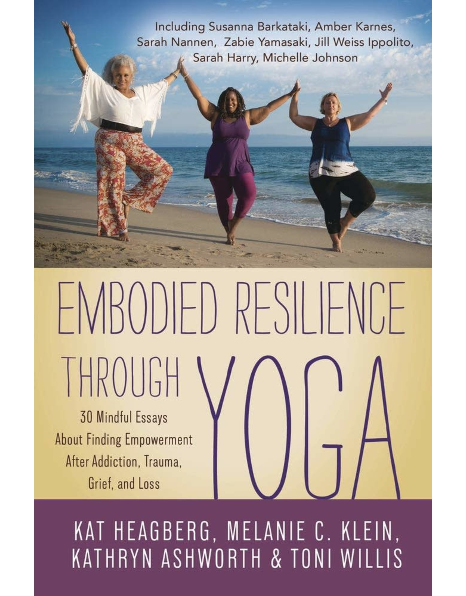 Llewellyn Embodied Resilience through Yoga