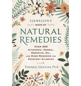 Llewellyn Book of Natural Remedies