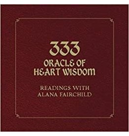 Llewellyn 333 Oracle of Heart Wisdom Book