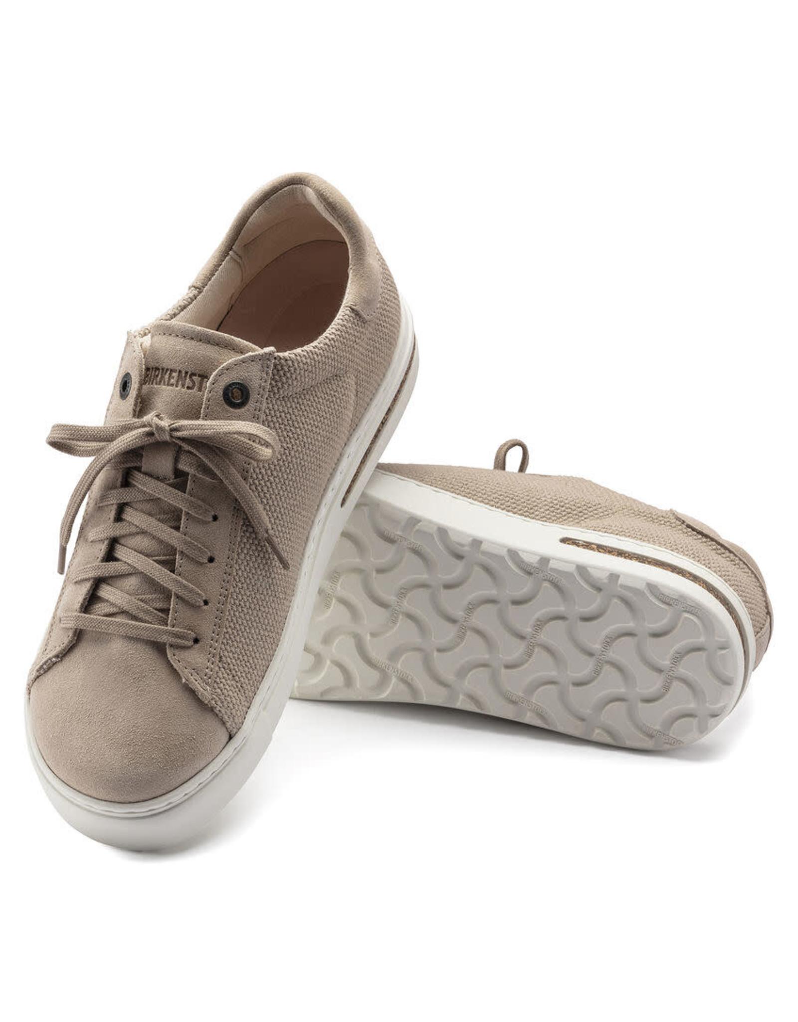 Birkenstock Bend Low Canvas/Suede Shoe
