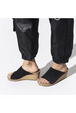 Birkenstock Namica Suede Leather Wedge Sandal