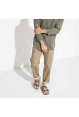 Birkenstock Arizona Sandal Soft Footbed Jade Oiled Leather