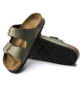 Birkenstock Arizona Sandal-Icy Metallic Stone Gold