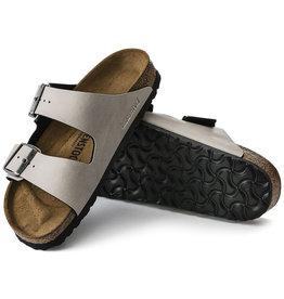 Birkenstock Arizona Sandal-Stone Pull Up Birko-Flor - COV31469