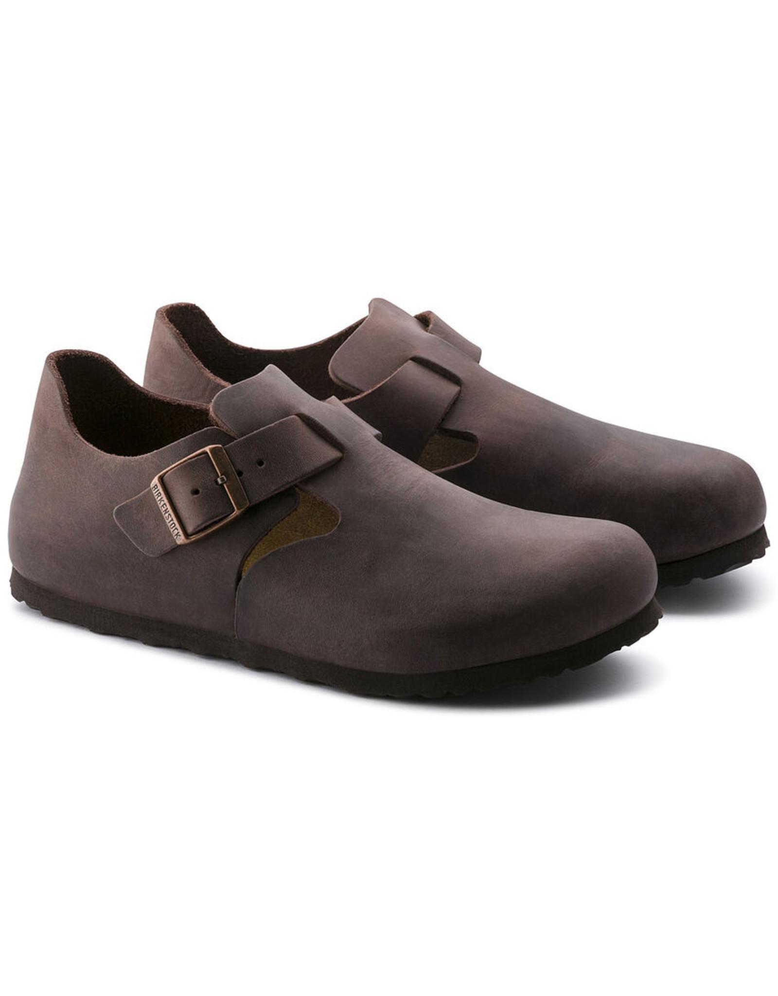 Birkenstock London Buckle Shoe-Habana