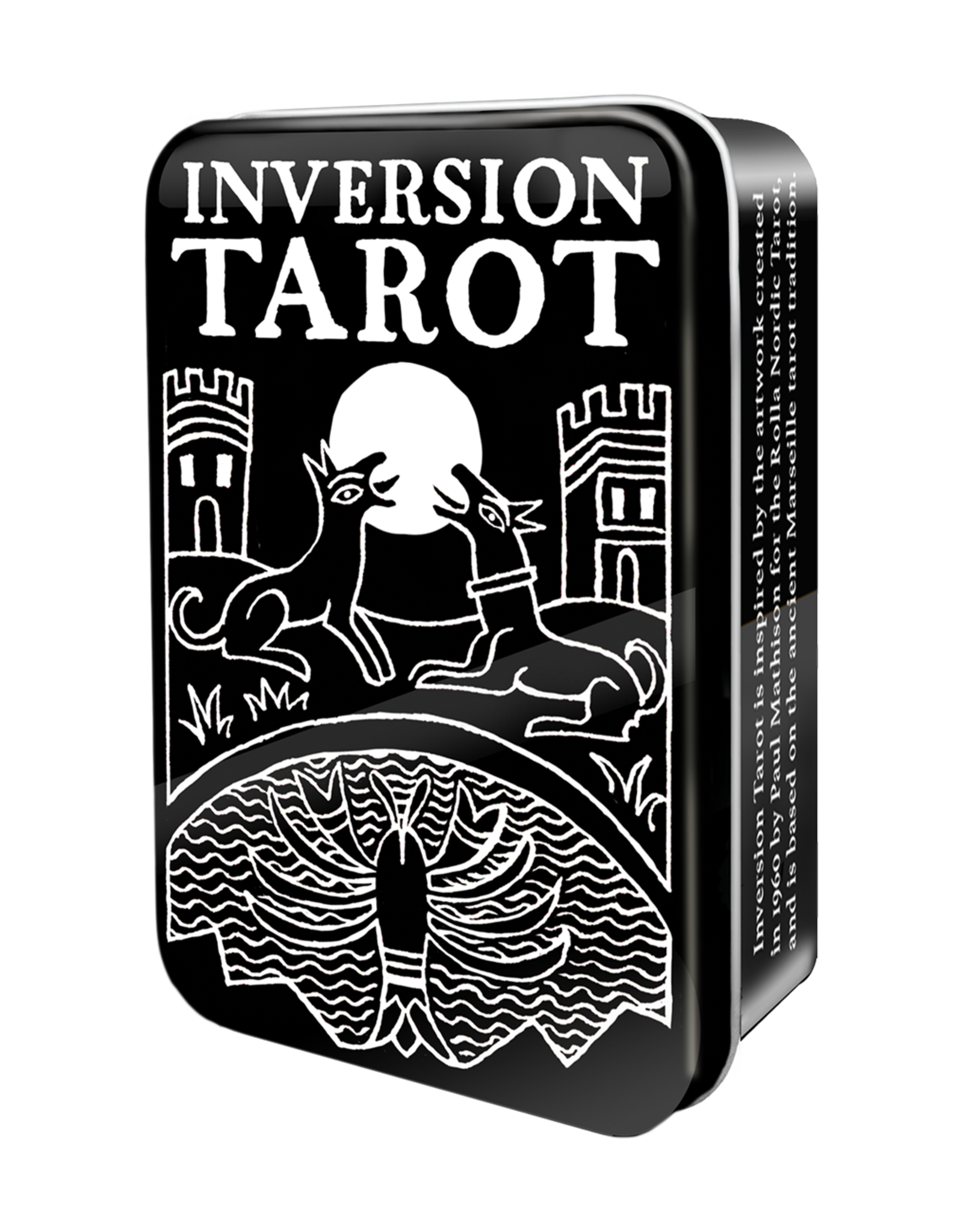 US Games Inversion Tarot in a Tin
