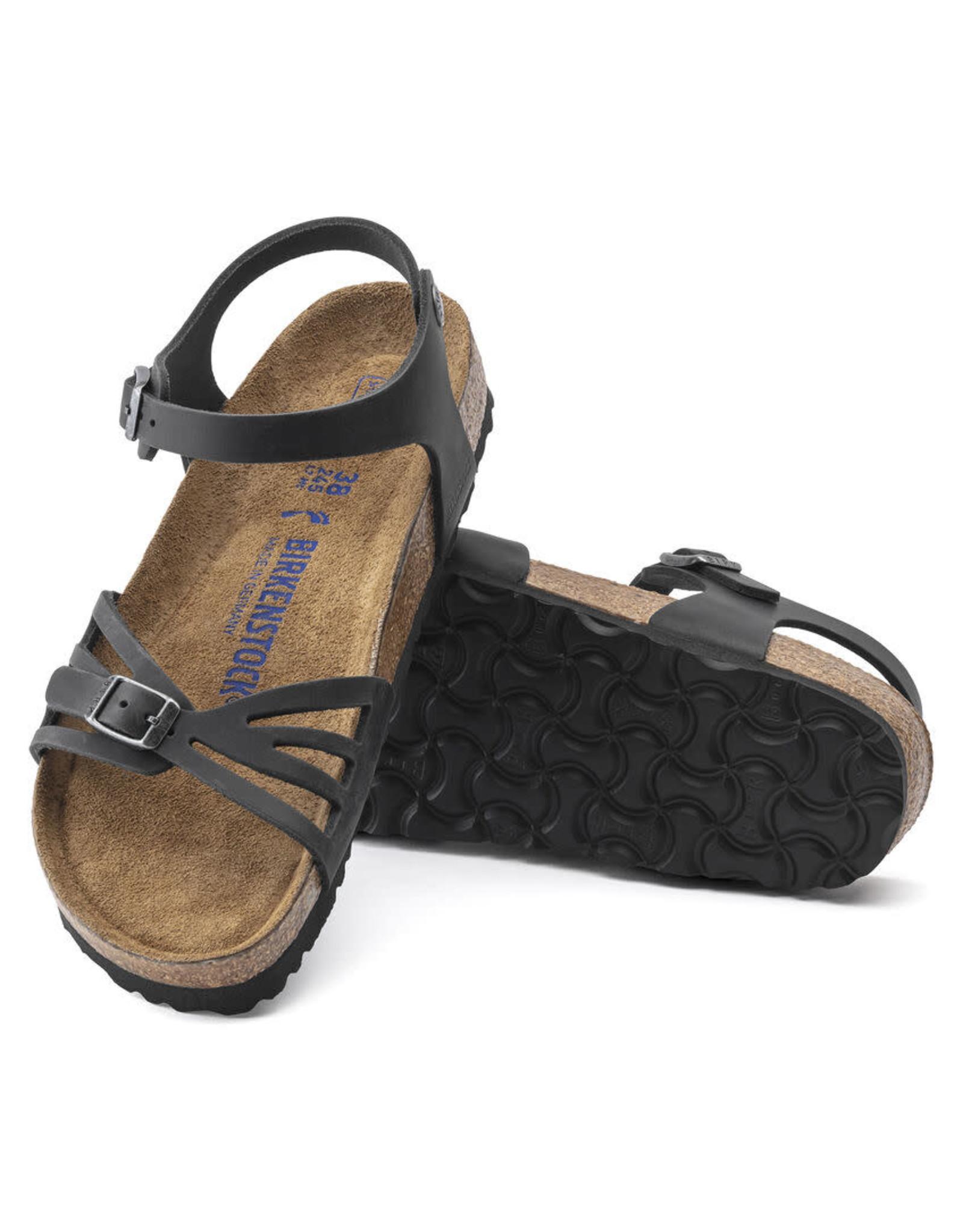 Birkenstock Bali Oiled Leather Sandal